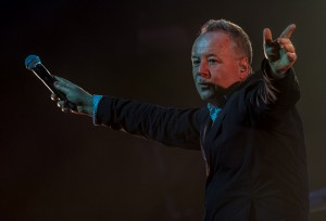Le foto dei Simple Minds in concerto a Milano