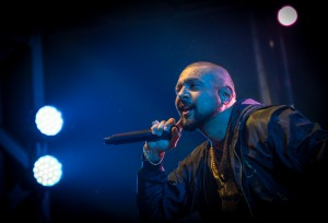 Le foto di Sean Paul in concerto a Milano
