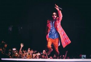 Le foto dei 30 Seconds To Mars in concerto a Bologna