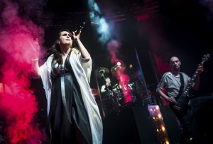 Le foto dei Within Temptation in concerto a Milano