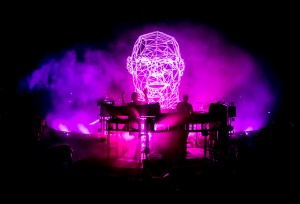 Le foto dei Chemical Brothers in concerto a Milano