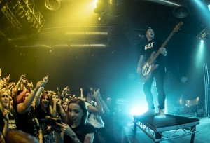 Sleeping With Sirens, le foto del concerto all'Alcatraz di Milano