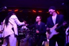 Bono, The Edge e Nile Rodgers: cover di Get Lucky ad un evento di beneficenza