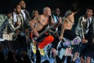 Super Bowl, guarda il video dello show di Bruno Mars e Red Hot Chili Peppers