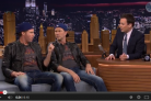Chad Smith, Will Ferrell e i Red Hot Chili Peppers: show da Jimmy Fallon