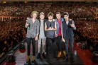 One Direction al cinema, nelle sale (ad ottobre) il film del concerto di San Siro