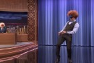 Bradley Cooper campione di air guitar al Tonight Show di Jimmy Fallon