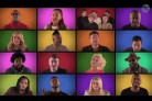 Jimmy Fallon &#038; Co nella super cover di <i>We Are The Champions</i>