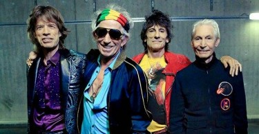 I Rolling Stones omaggiano Muddy Waters insieme a Buddy Guy