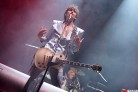 The Darkness: Justin Hawkins nudo sul palco del Pistoia Blues