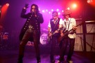 Johnny Depp, Joe Perry e Alice Cooper suonano <i>Whole Lotta Love</i> dei Led Zeppelin