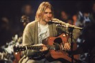 Venduto all'asta il maglione indossato da Kurt Cobain per MTV Unplugged