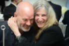 Michael Stipe torna a cantare dal vivo per l'amica Patti Smith