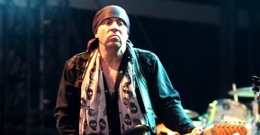 Steven Van Zandt in concerto a Pistoia con il progetto Little Steven And The Disciples Of Soul