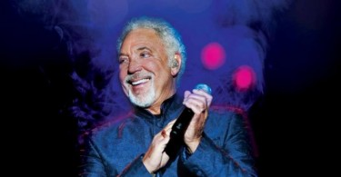 Tom Jones ha annunciato un concerto a Roma
