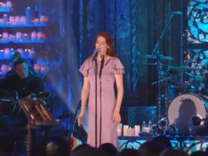 Florence And The Machine MTV Unplugged video