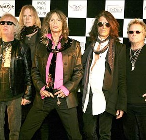 Aerosmith nuovo album Music From Another Dimension