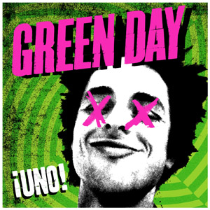 Green Day nuovo album ¡UNO! video trailer e copertina