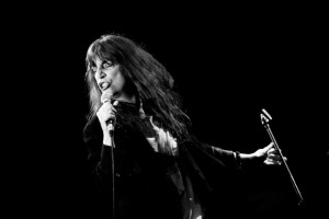 Patti Smith Tour Italia Banga