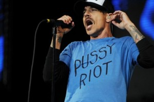 Pussy Riot lettera sostegno Red Hot Chili Peppers