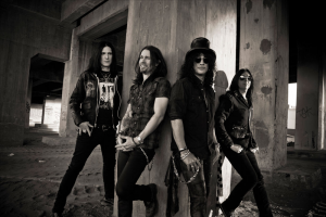 Concerti Slash e Myles Kennedy and The Conspirators Tour Italia 2012