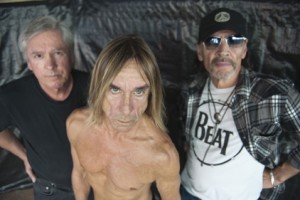 Concerto gratuito Iggy & The Stooges Firenze 27 settembre 2012
