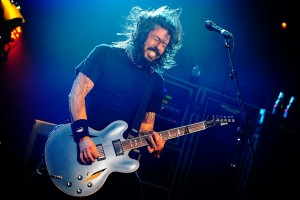 Foo Fighters concerto Belfast denunce volume