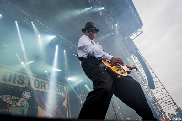 SOCIAL DISTORTION ARENA PARCO NORD