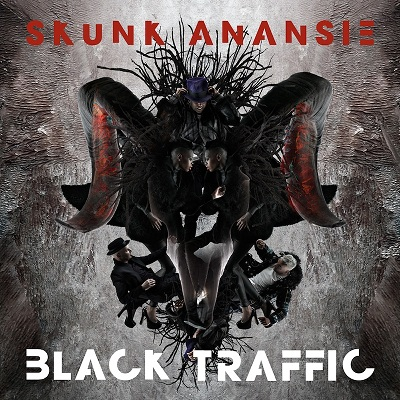 Recensione Skunk Anansie Black Traffic