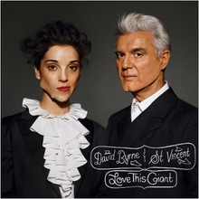 Recensione David Byrne & St. Vincent Love This Giant