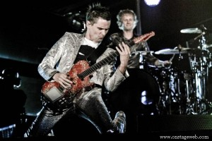 Scaletta Muse Tour 2012