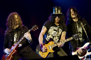 Scaletta concerto Slash Bologna