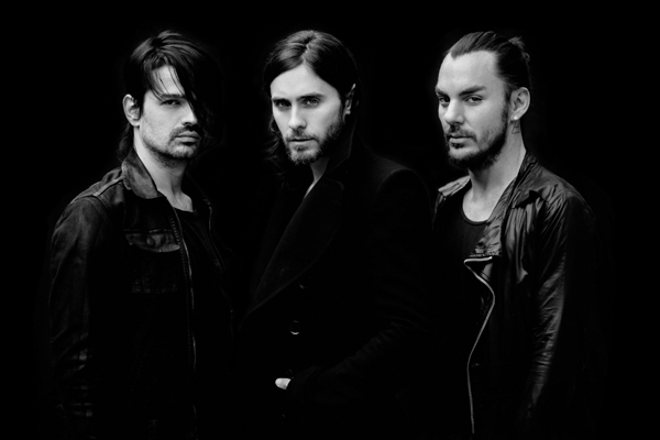 Concerti 30 Seconds To Mars Tour Italia 2013