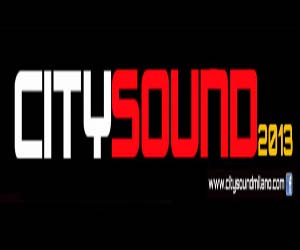 City Sound 2013 Programma concerti_low