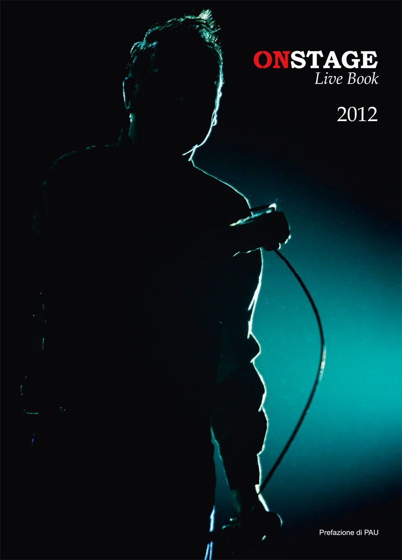 Onstage Live Book 2012