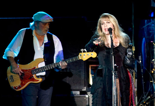 Fleetwood Mac reunion 2013