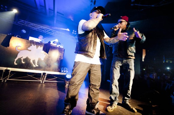 Scaletta Club Dogo Tour 2012