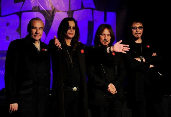Black Sabbath nuovo disco 2013