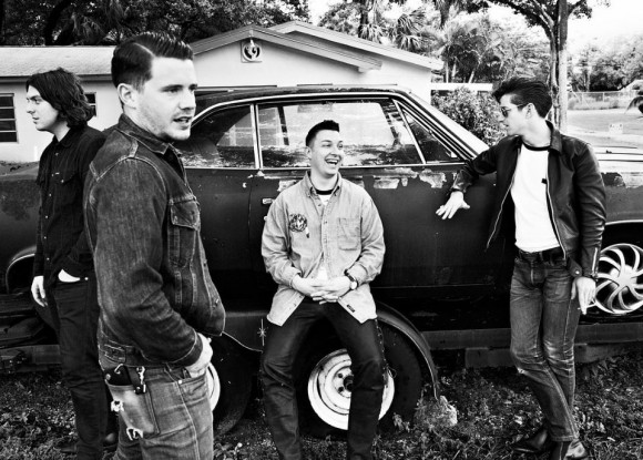 Concerti Arctic Monkeys Tour Italia 2013
