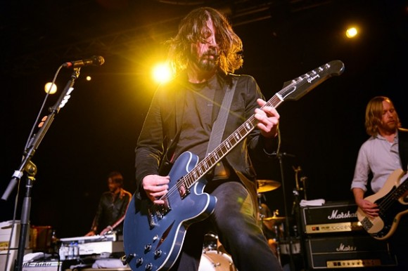 Dave Grohl concerto