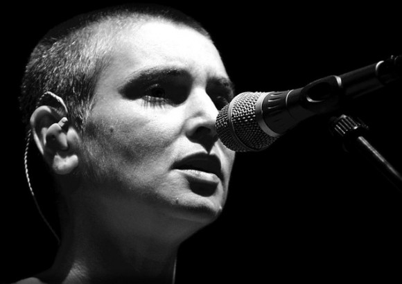 Sinead O Connor tour italia 2013