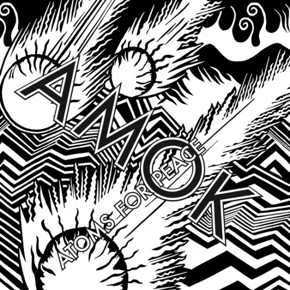 Atoms For Peace Amok recensione