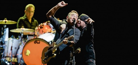 bruce springsteen scaletta wrecking ball tour 2013