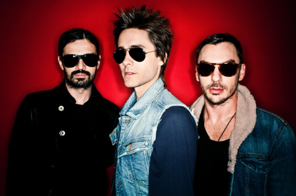 thirty seconds to mars nuovo album 2013