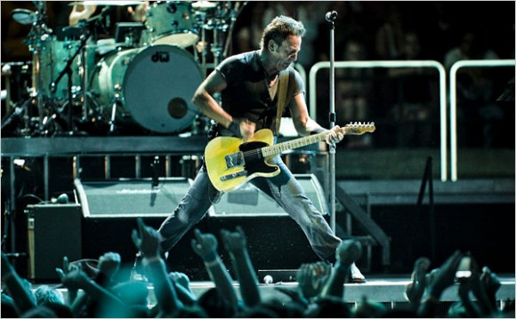 Bruce Springsteen lotteria pit 2013