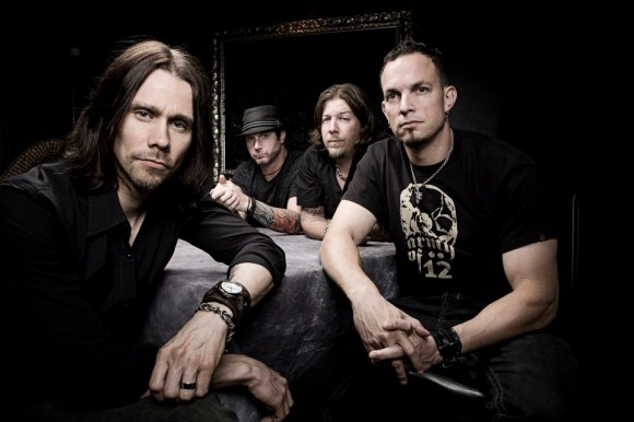 Concerti Alter Bridge Tour Italia 2013