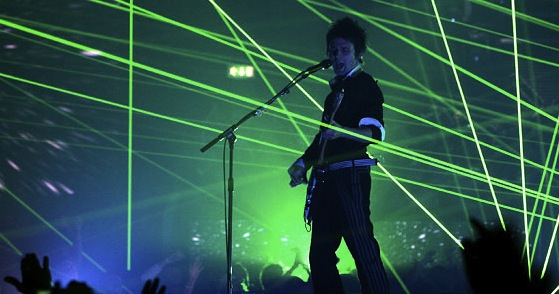 scaletta muse tour 2013