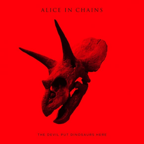 Alice In Chains The Devil Put Dinosaurs Here recensione