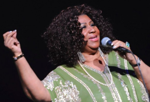 Aretha Franklin date annullate 2013