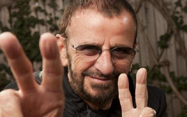 Beatles photograph ringo starr